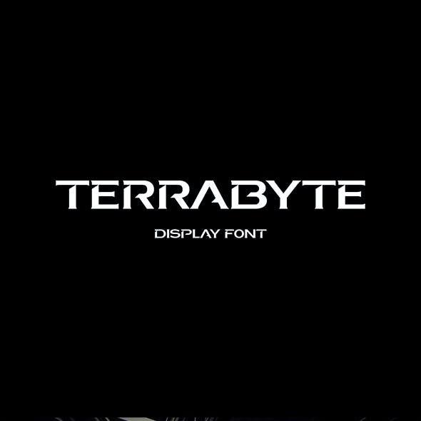 Terrabyte Font