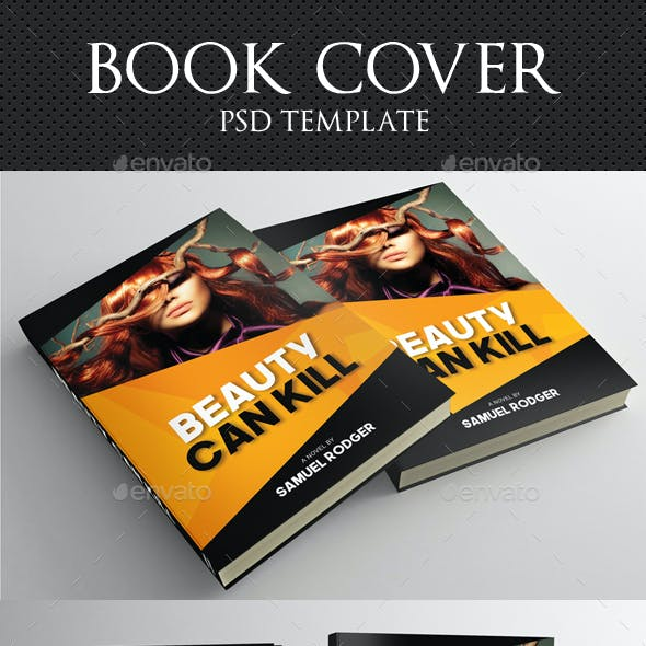 Book Cover Template 68