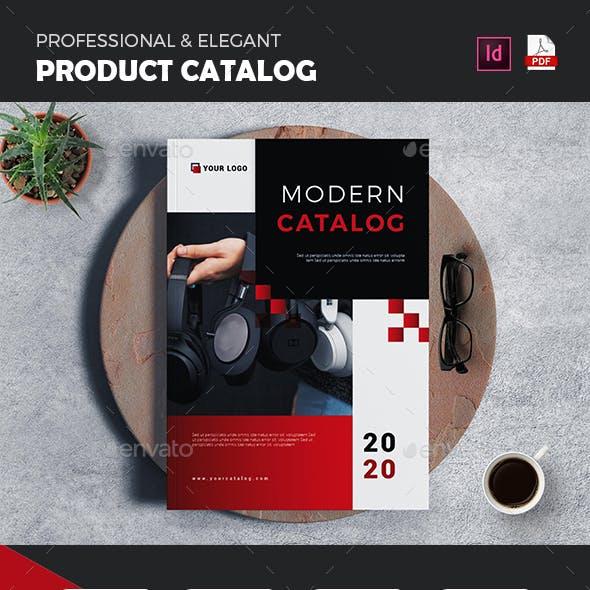 Stylish Product Catalog