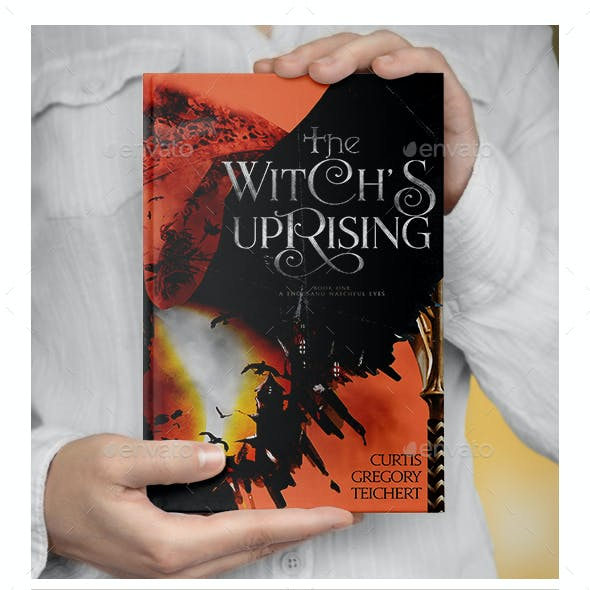 Witches Uprising - Ebook Cover