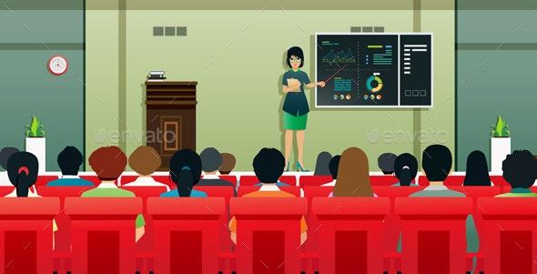 Business Presentation - Industries Business
