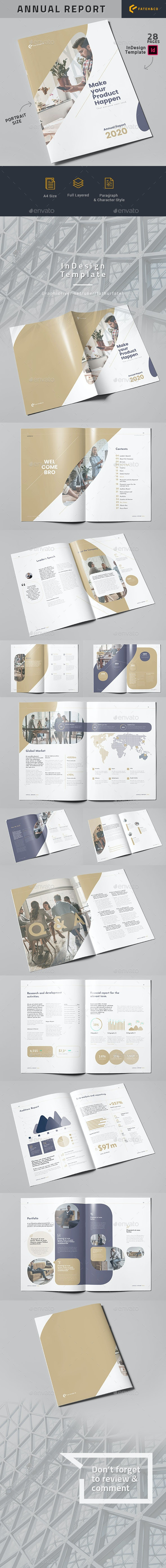 Annual Report 2020 - Corporate Brochures