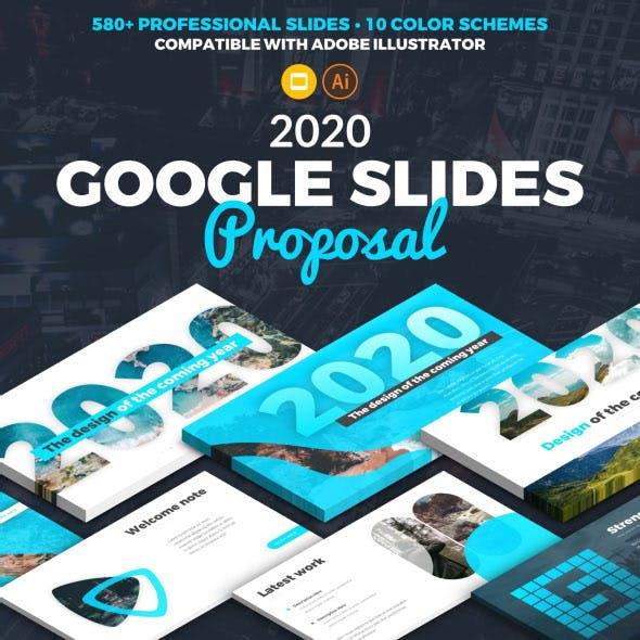 Google Slides 2020 Proposal