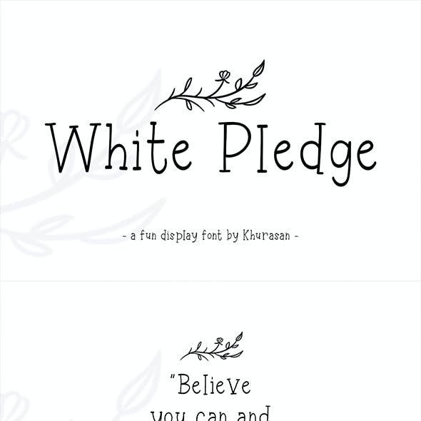 White Pledge