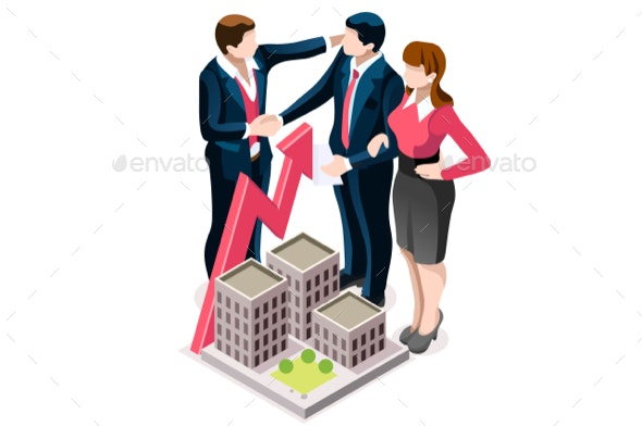 Real Estate Business Concept - Concepts Business