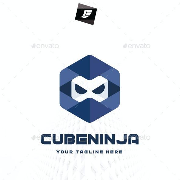 Cube Ninja Logo