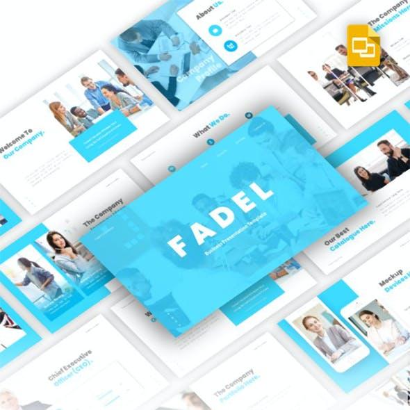 Fadel Business Google Slides