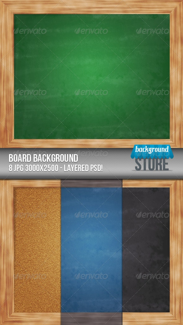Board Background - Education Backgrounds