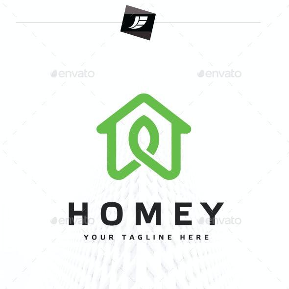 Homey Logo