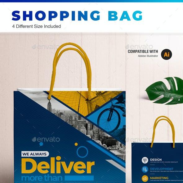 Shopping Bag Templates