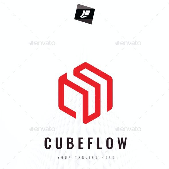 Cube Flow Logo