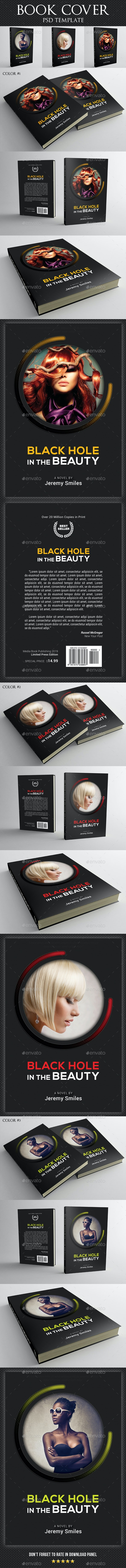 Book Cover Template 69 - Miscellaneous Print Templates