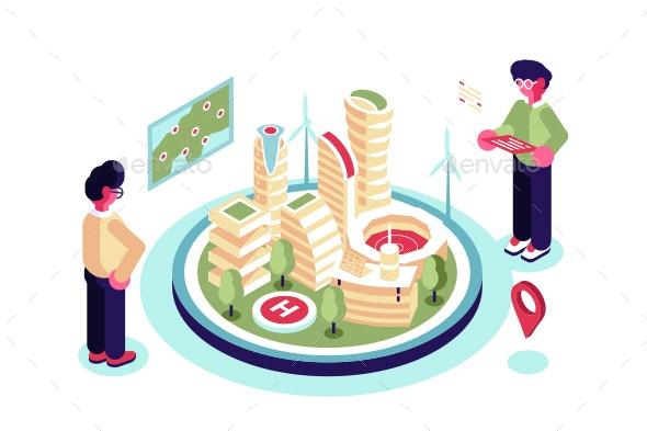 City Building Project Development Process - Industries Business