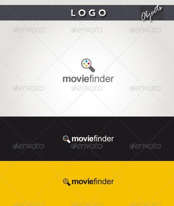 Movie Finder Logo - Objects Logo Templates