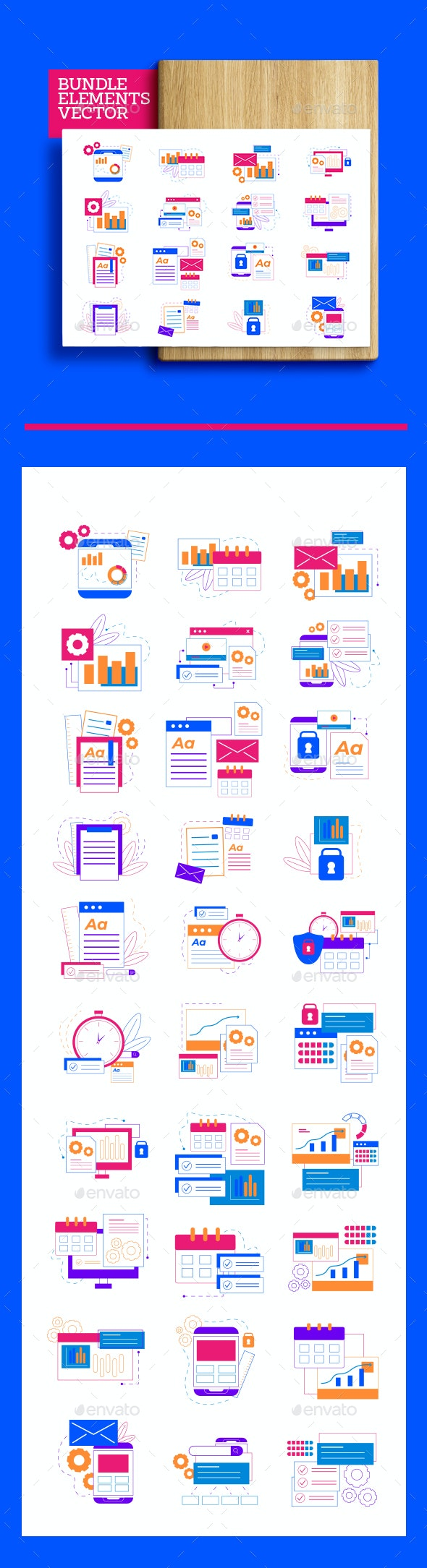 Download Digital Marketing Vector Images