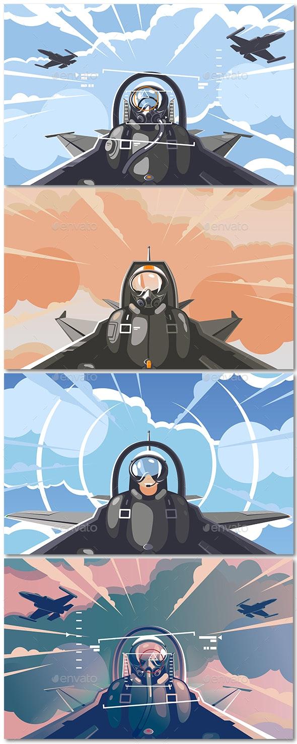 Pilot - Industries Business