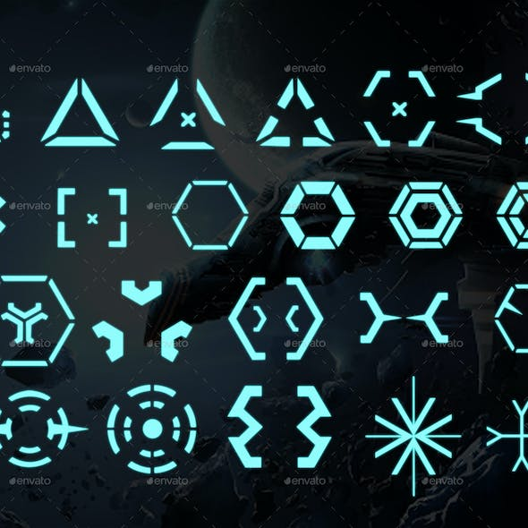 SciFi Icons Pack