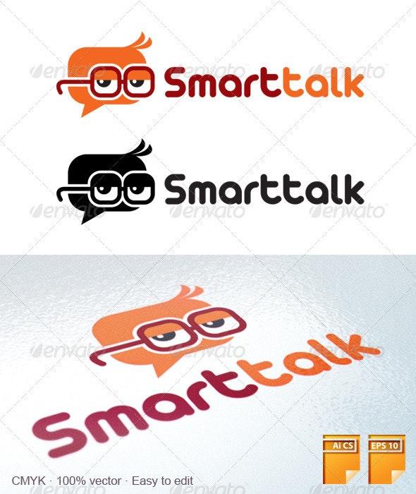 Smarttalk Logo - Humans Logo Templates