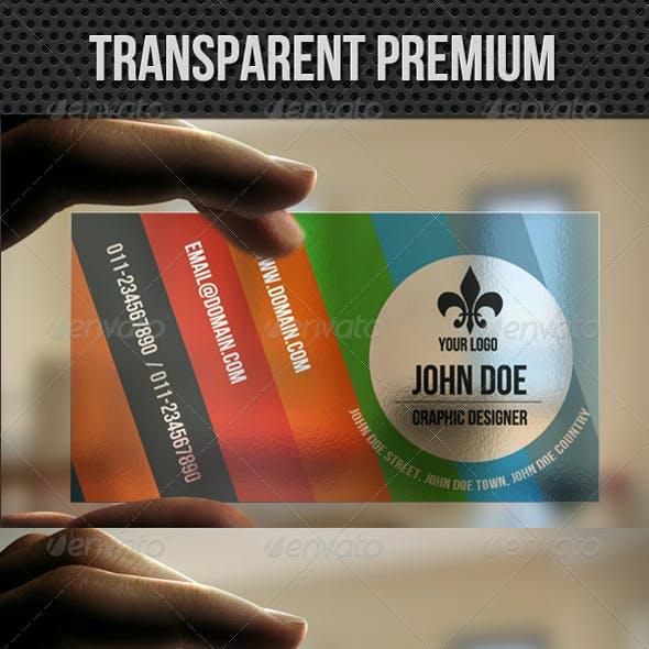 06 In One Transparent Pack - Transparent Premium