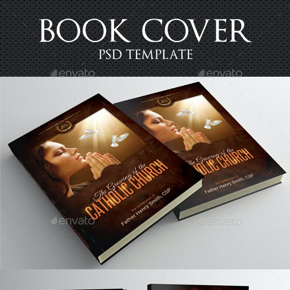 Book Cover Template 71