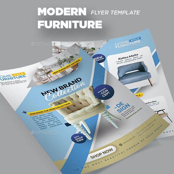 Modern Furniture Flyer