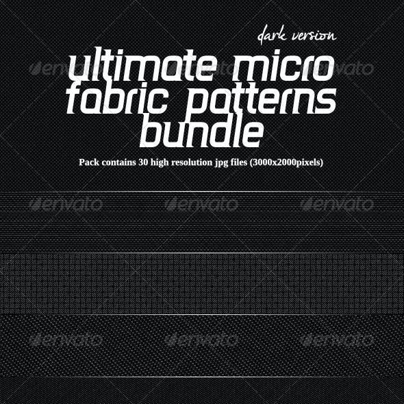Ultimate Micro Fabric Patterns Bundle