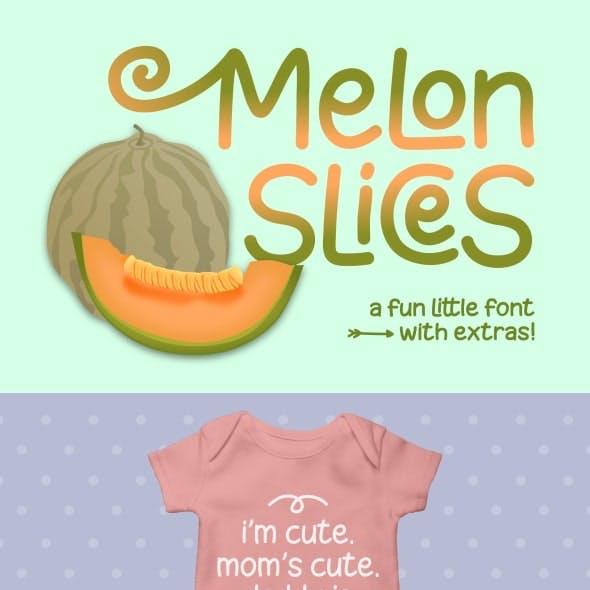 Melon Silces