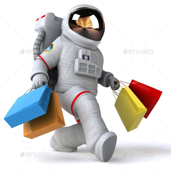 Fun Astronaut