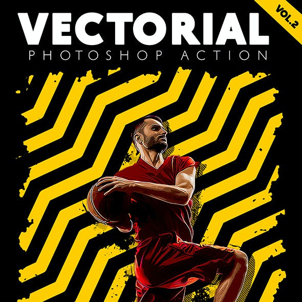 Vectorial 02 Photoshop Action