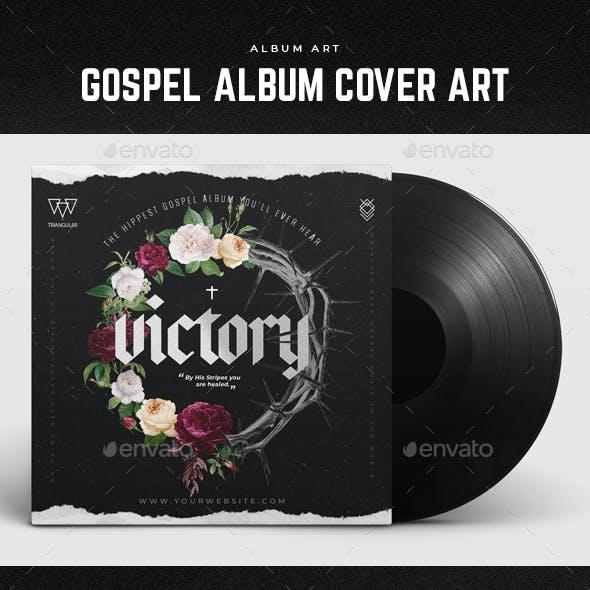 Gospel Album Cover Art