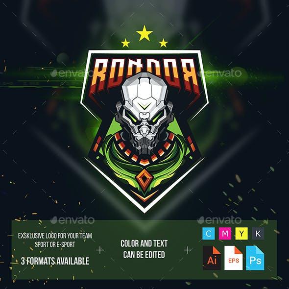 Robot Gaming Logo
