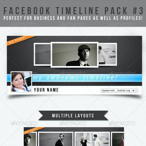 Facebook Timeline Pack #3