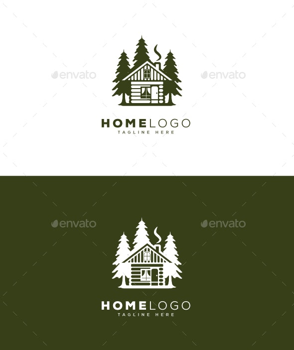Home Village Logo - Buildings Logo Templates