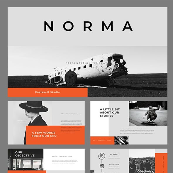 Norma PowerPoint Template