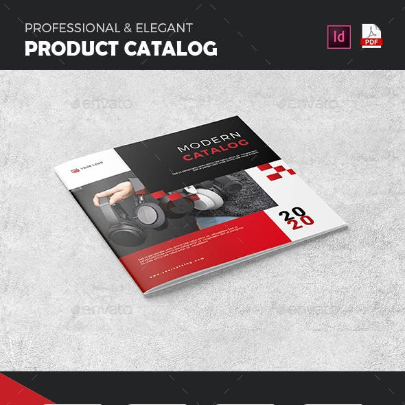 Square Products Catalog