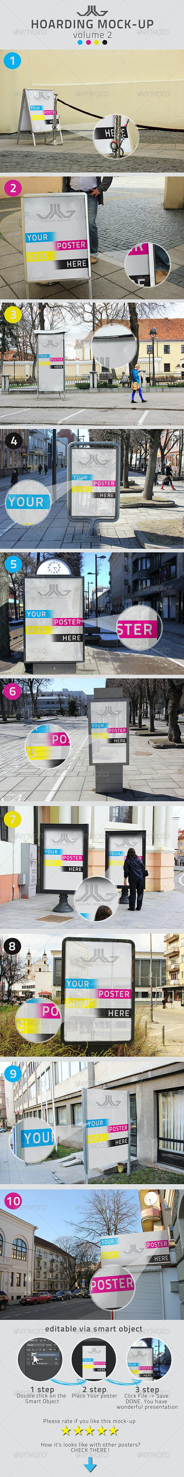 10 Hoarding Mock-Up  - Miscellaneous Displays