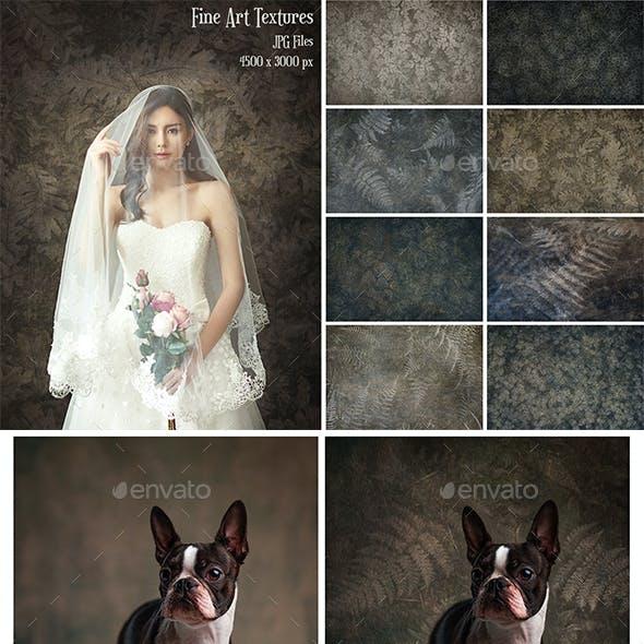Fine Art Texture Photoshop Overlays 6