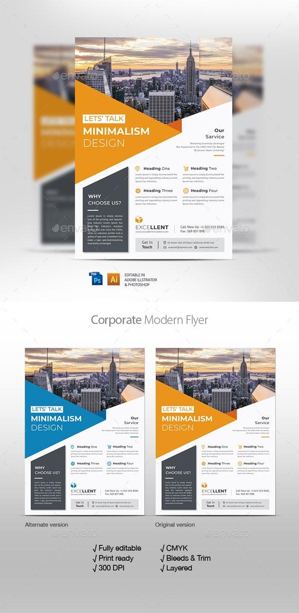 Flyer - Corporate Flyers
