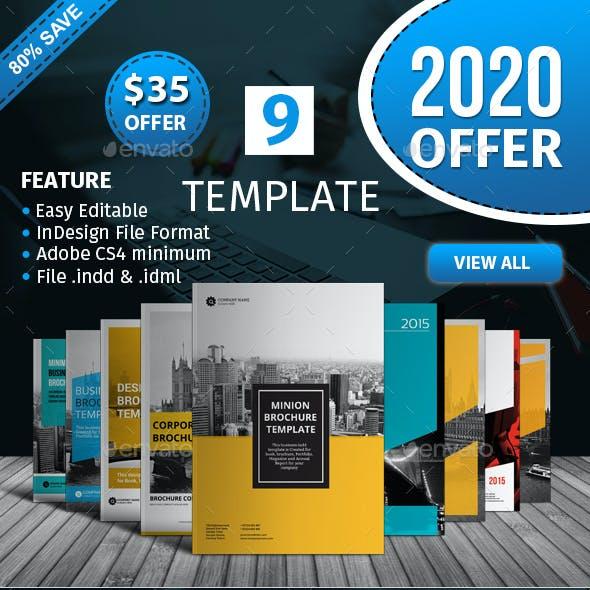 Brochure Template Bundle