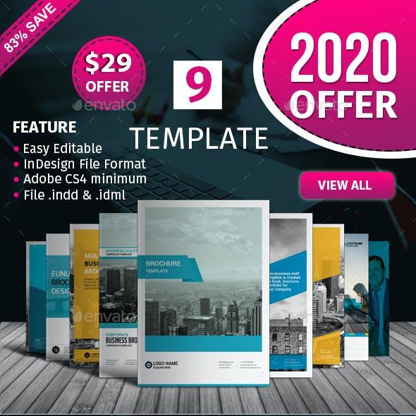 Brochure Template Bundle - 2