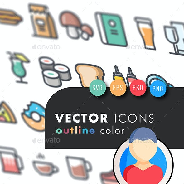 Awesome Vector Icons