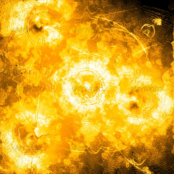 Fire Texture - Industrial / Grunge Textures