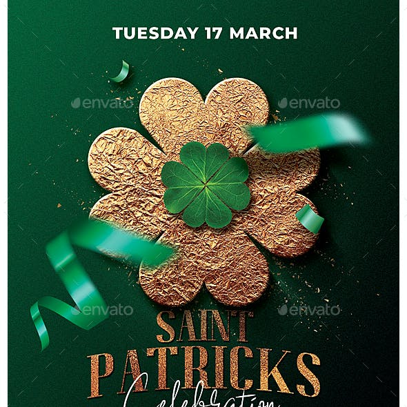 St Patricks Flyer
