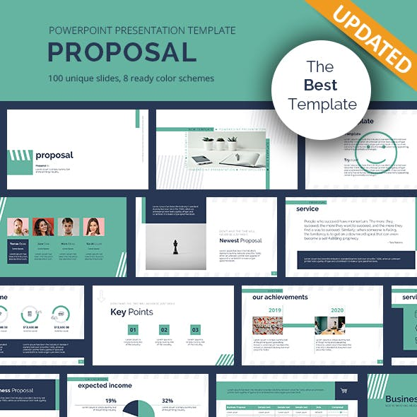 Proposal PowerPoint Presentation Template