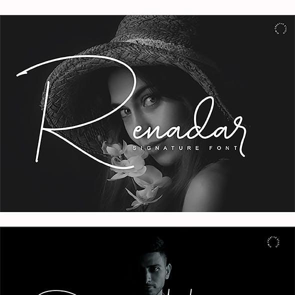 Renadar Signature