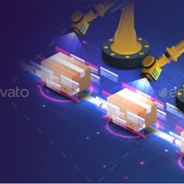 The Concept of Automatic Logistics Management