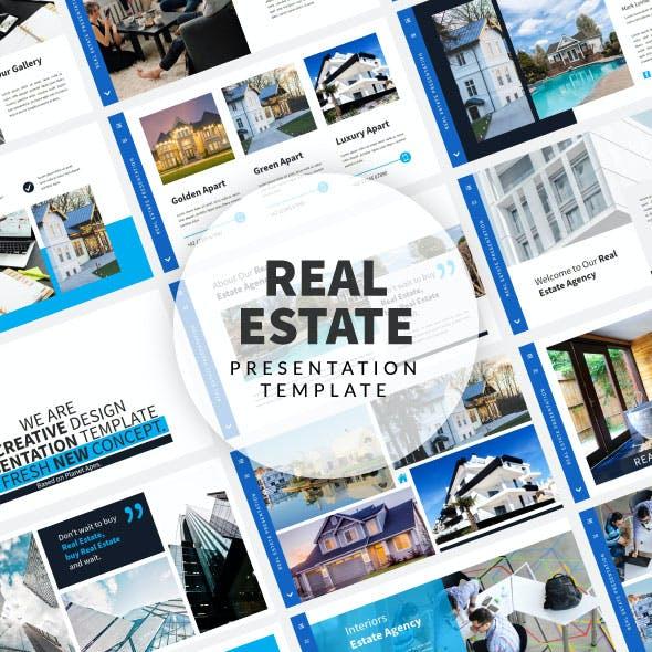 Real Estate Google Slide Pptx