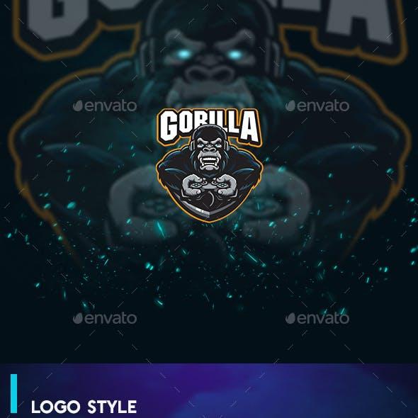 Gorilla Esports Logo