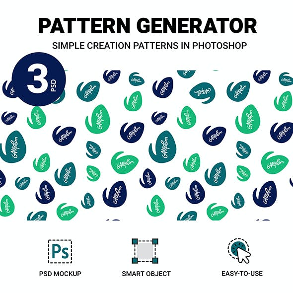 Pattern Generator - Creating Patterns in Photoshop
