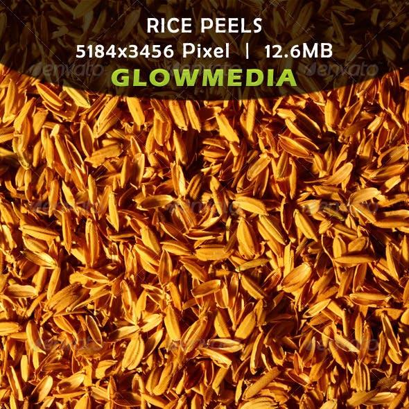 Rice Peels